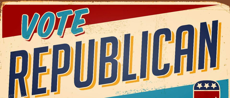 Vote Republican GOP Shutterstock/Callahan