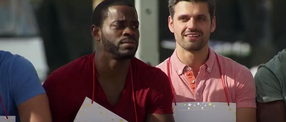 The Bachelorette Group Date (YouTube Screenshot)