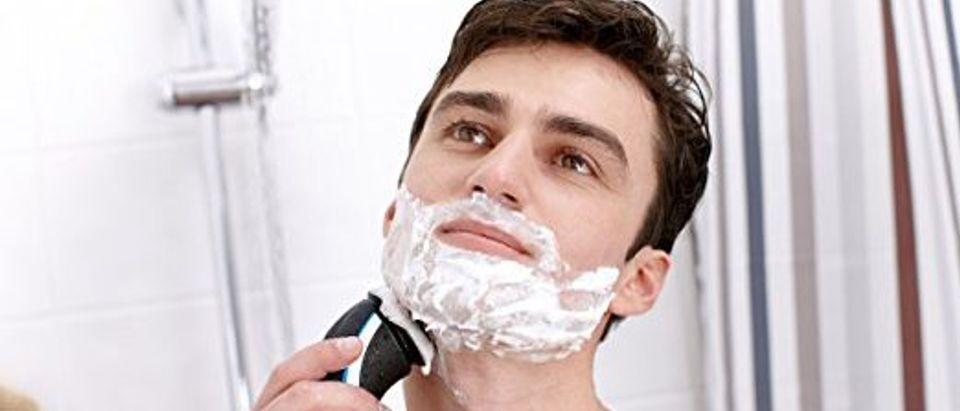 'Shave any way you want' (Photo via Amazon)