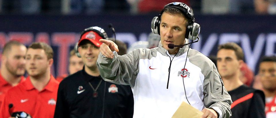Urban Meyer (Credit: Getty Images/Jamie Squire)