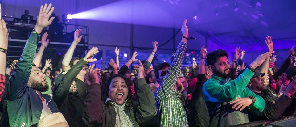 WeWork Celebrates The Detroit Creator Awards At Cadillac Square