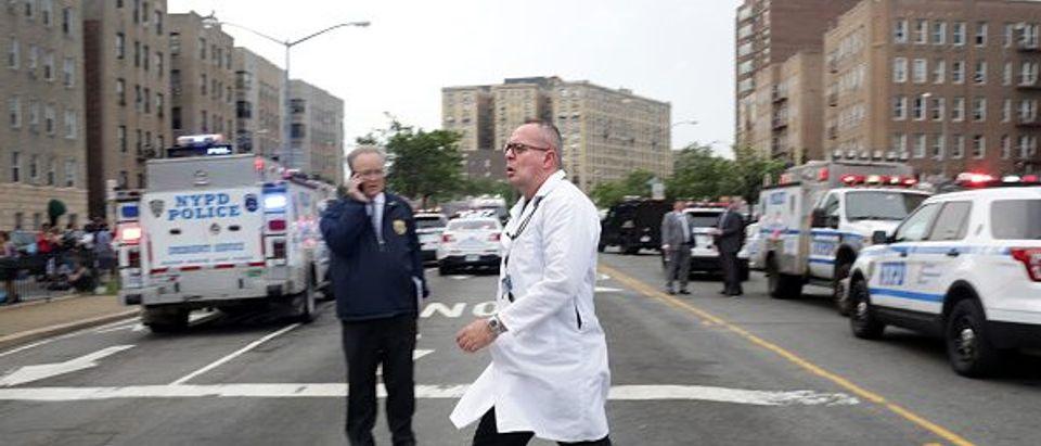Multiple People Shot At Bronx Hospital
