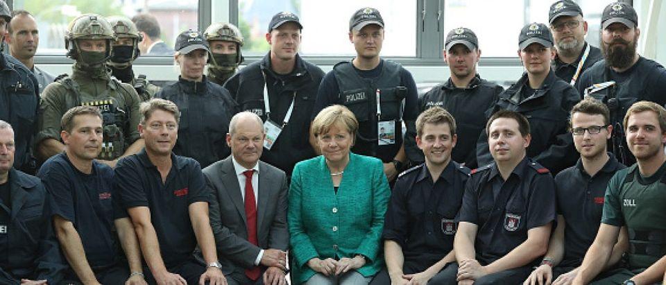 G20 Hamburg Summit: Day 2 Of Sessions