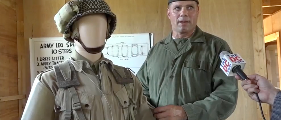 US Army Heritage Tour Photo