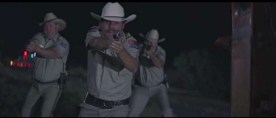 Last Rampage (Credit: Screenshot/YouTube JoBlo Movie Trailers)