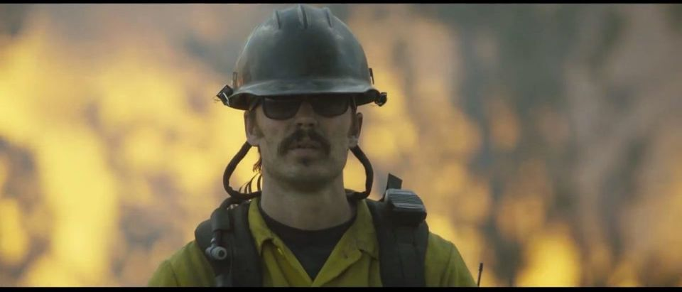 Only The Brave (Credit: Screenshot/YouTube Movieclips Trailers)