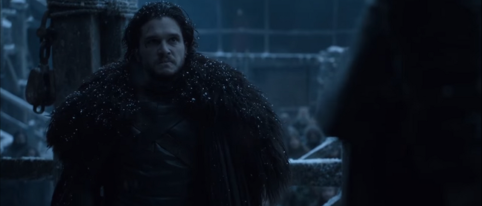 John Snow Game of Thrones/YouTube Screenshot/Midwest Rocky