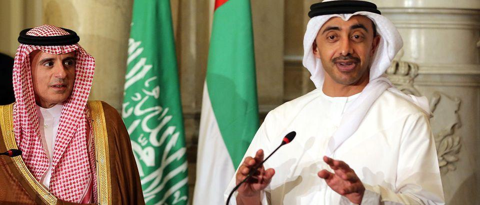 EGYPT-SAUDI-UAE-BAHRAIN-QATAR-DIPLOMACY