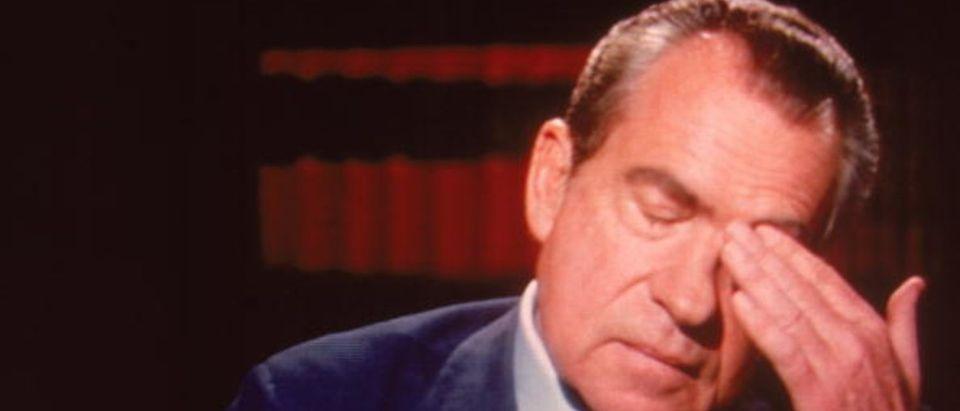 Richard Nixon On 'Frost On America'