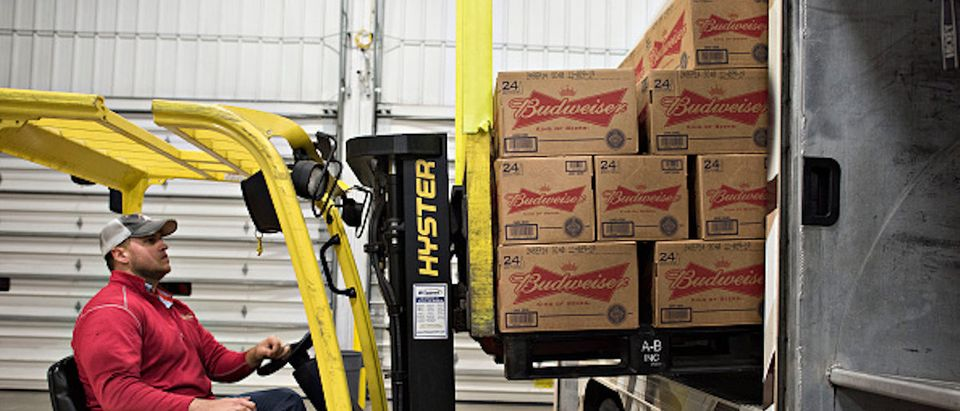 Anheuser-Busch InBev NV Products Ahead Of Earnings Data