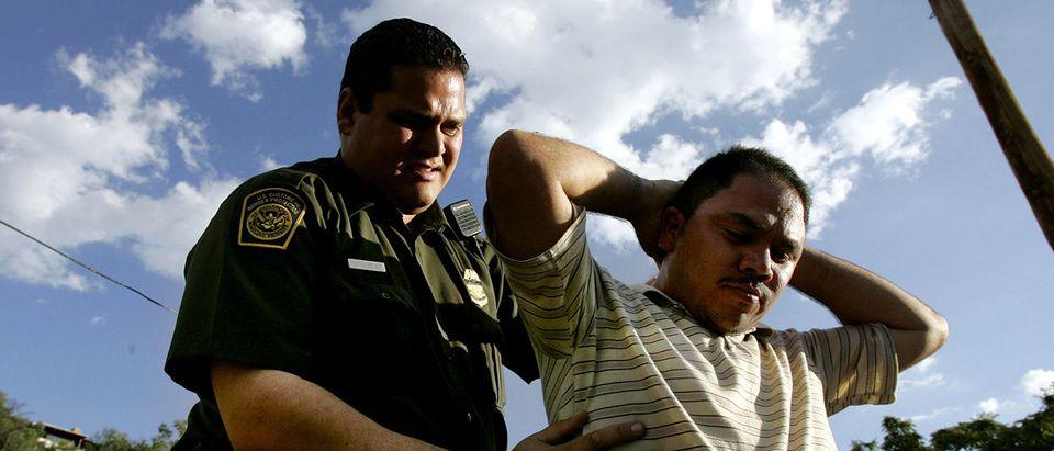 Border Patrol Units Work In Southwestern U.S.
