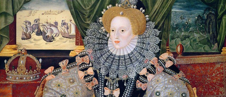 Elizabeth I (Wikimedia Commons)