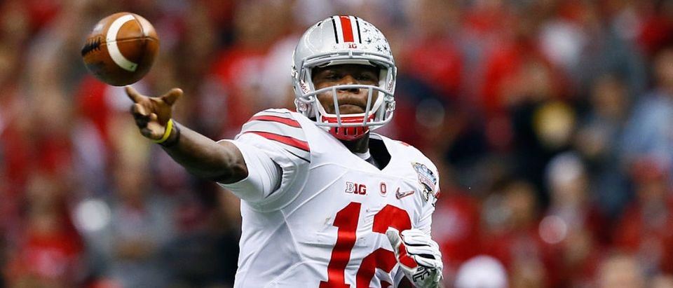 Cardale Jones (Credit: Getty Images/Kevin C. Cox)