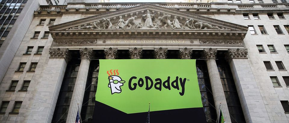 GoDaddy on Wall Street