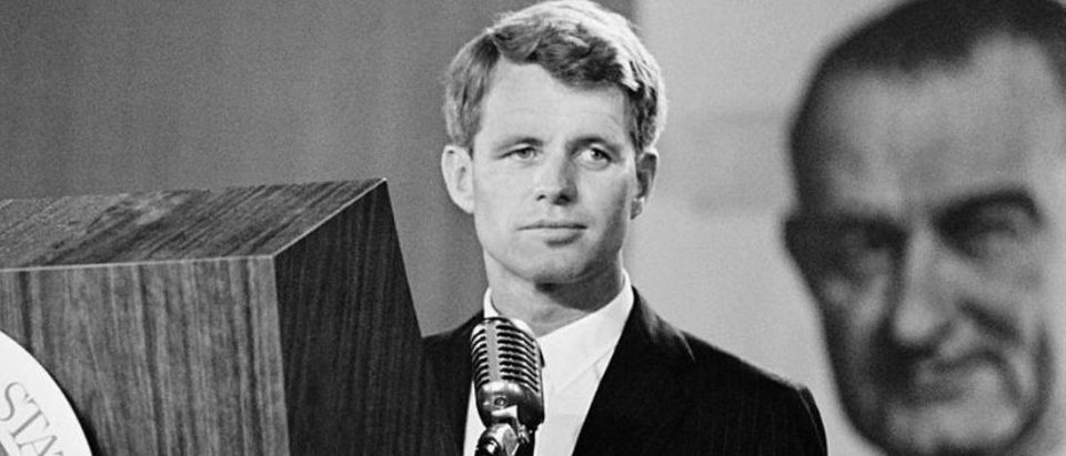 USA-DEMOCRATIC CONVENTION-KENNEDY