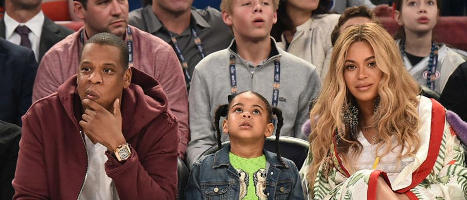 Celebrities Attend The 66th NBA All-Star Game (Photo by Theo Wargo/Getty Images)