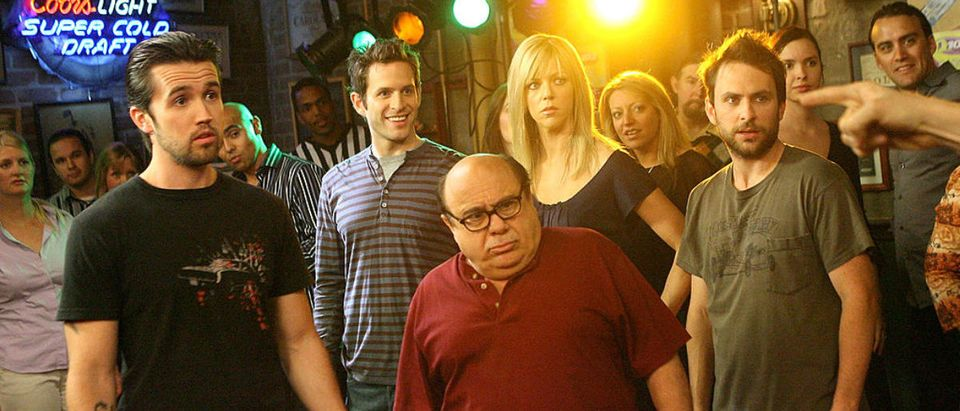 """A Day On Set With """"Its Always Sunny In Philadelphia"""" (Photo by Michael Buckner/Getty Images)"""