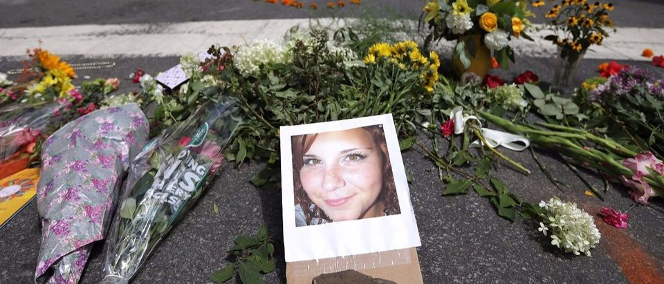 Heather Heyer Getty Images/Chip Somodevilla