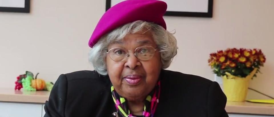 Bethlehem NAACP President Esther Lee (YouTube Screenshot)
