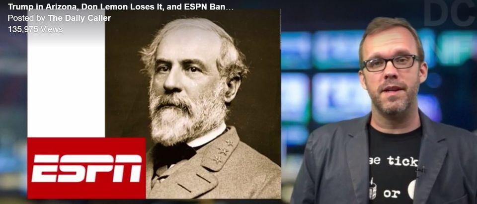 No Things Considered/ Trump in Arizona, Don Lemon Loses It, and ESPN Bans Robert Lee?
