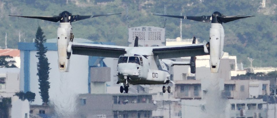 JAPAN-US-MILITARY-ACCIDENT-DEFENCE