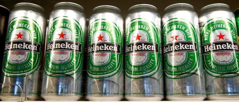 Heineken (Photo: Reuters)