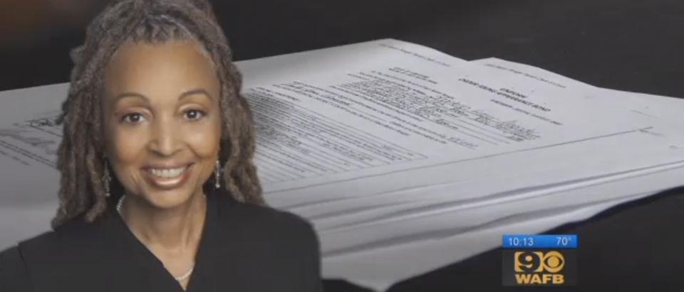 Judge Trudy White (Screenshot/WAFB Video)