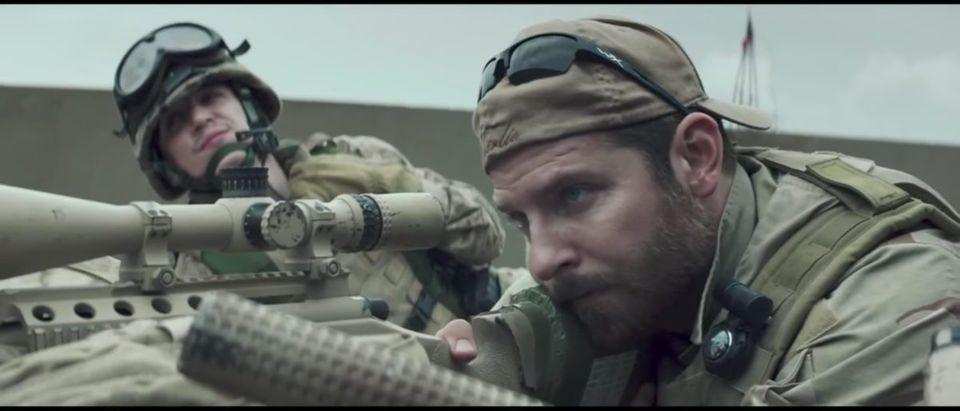 American Sniper (Credit: Screenshot/YouTube Movieclips Trailers)
