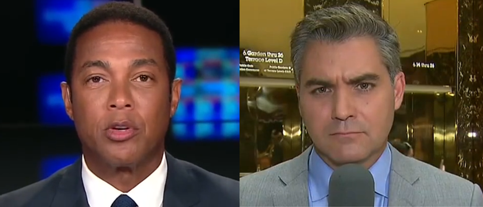 CNN's Don Lemon and Jim Acosta React to Trump's raucous press conference