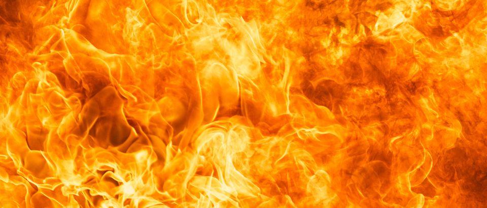 Flames (Shutterstock/ Fluke S
