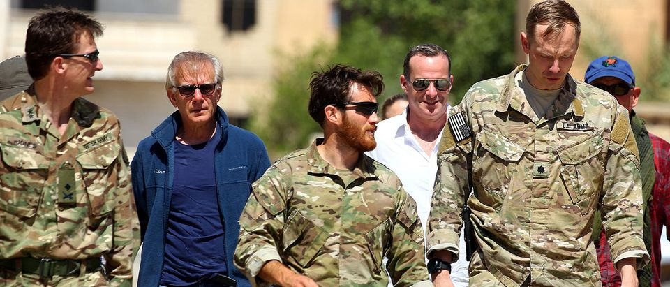 SYRIA-CONFLICT-US-ARMY