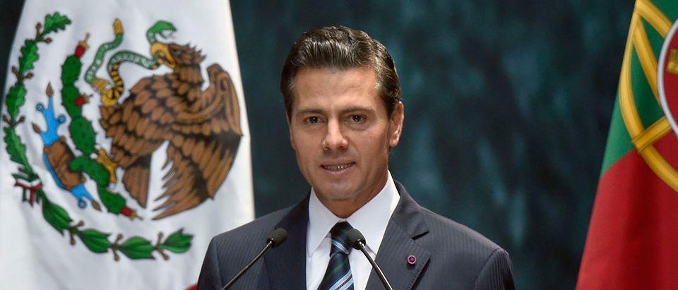MEXICO-PORTUGAL-PENA NIETO-REBELO DE SOUSA