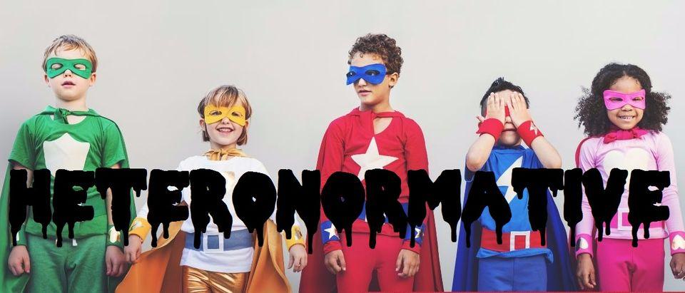 preschool heteronormative Shutterstock/Rawpixelcom