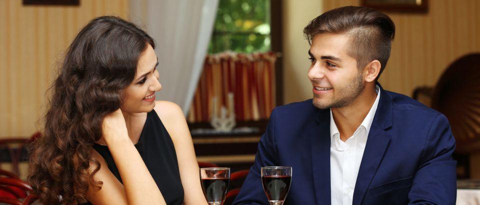 Dating (Credit: Shutterstock)