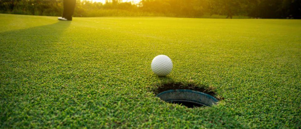 Golf course (Credit: Shutterstock)