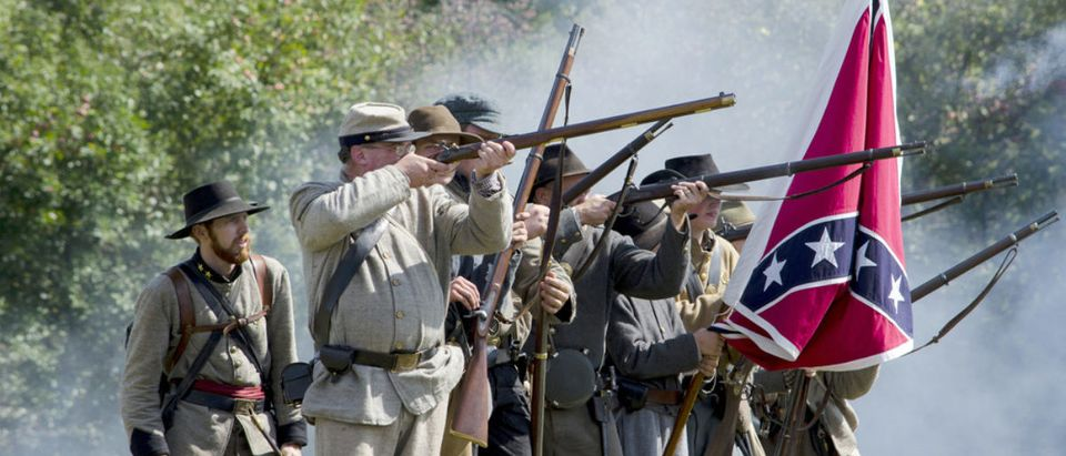 Confederate Troops (Credit: Shutterstock)
