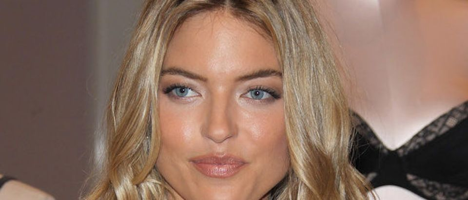 Victoria's Secret Angel Martha Hunt for Body By Victoria in Los Angeles, CA (Picture by: Jen Lowery / Splash News)