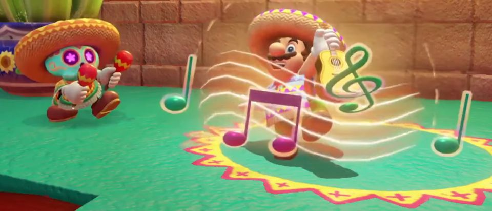 Super Mario Odyssey (photo: YouTube Screenshot)