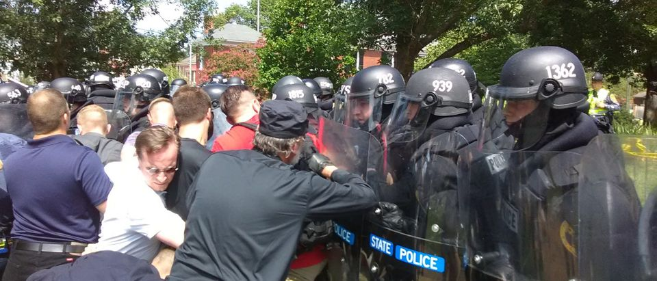 Protests in Charlottesville (Ted Goodman, TheDCNF)