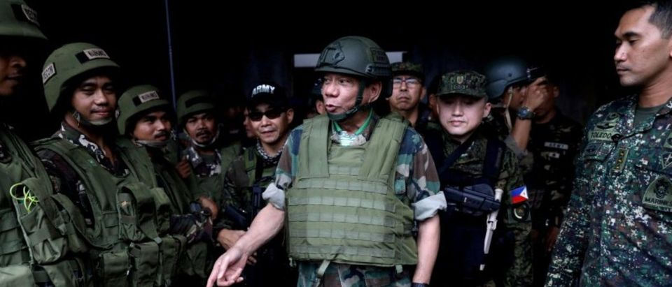FROM THE FILES: MARAWI SIEGE ENTERS 100TH DAY