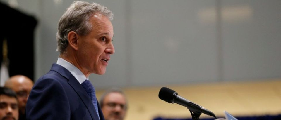 New York Attorney General Schneiderman announces the filing of a multistate lawsuit to protect DACA recipients in New York City
