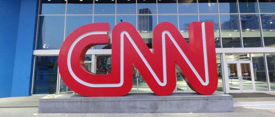 CNN logo (Flickr Creative Commons).