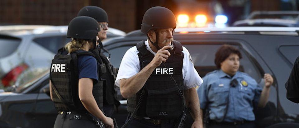 Active shooter alert at Rose Medical Center