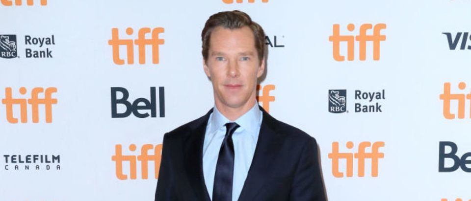 TORONTO, ON - SEPTEMBER 09: Benedict Cumberbatch attends 'The Current War' premiere during the 2017 Toronto International Film Festival at Princess of Wales Theatre on September 9, 2017 in Toronto, Canada. (Photo by Leonard Adam/Getty Images)