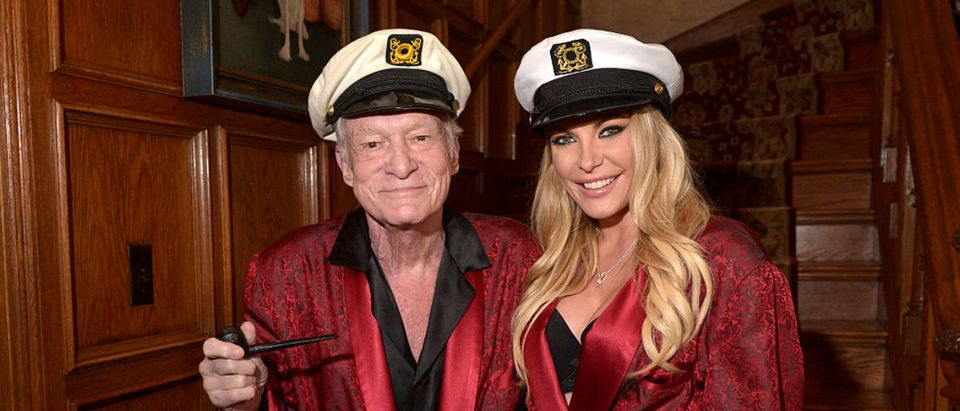 Playboy Mansion Hosts Annual Halloween Bash (Photo by Charley Gallay/Getty Images for Playboy)