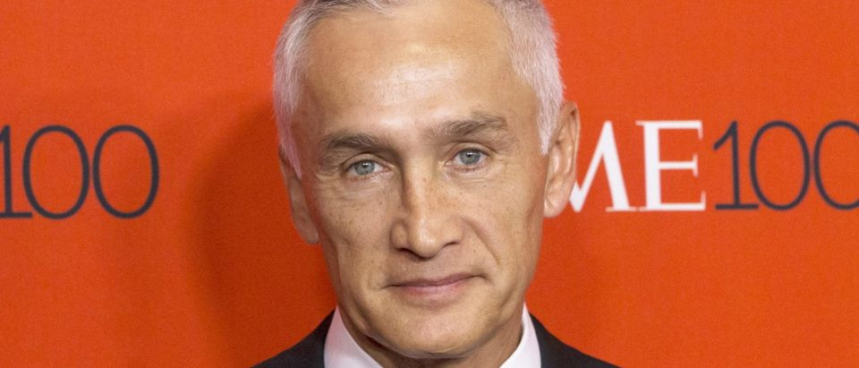 US-Mexican journalist and Univision anchor Jorge Ramos REUTERS/Brendan McDermid | Jorge Ramos Wants To Live Back In Mexico