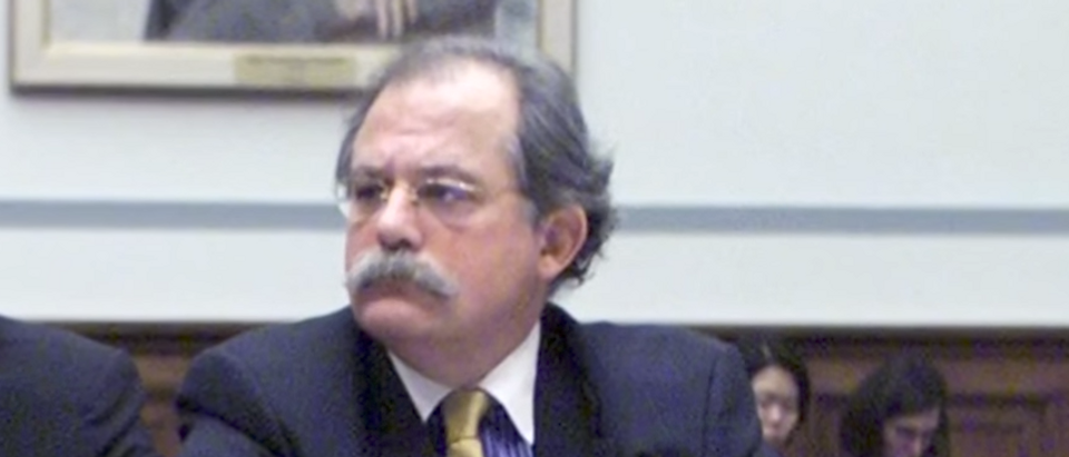 White House special counsel Ty Cobb. (Youtube screen grab)