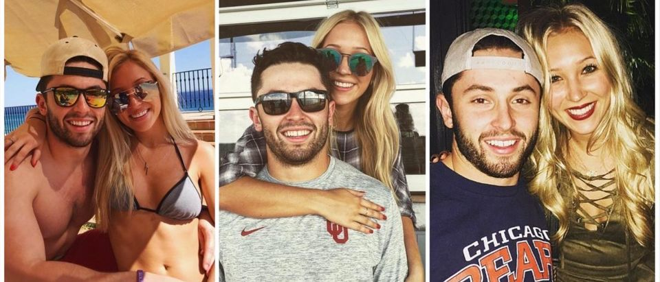 Baker Mayfield (Credit: Instagram)