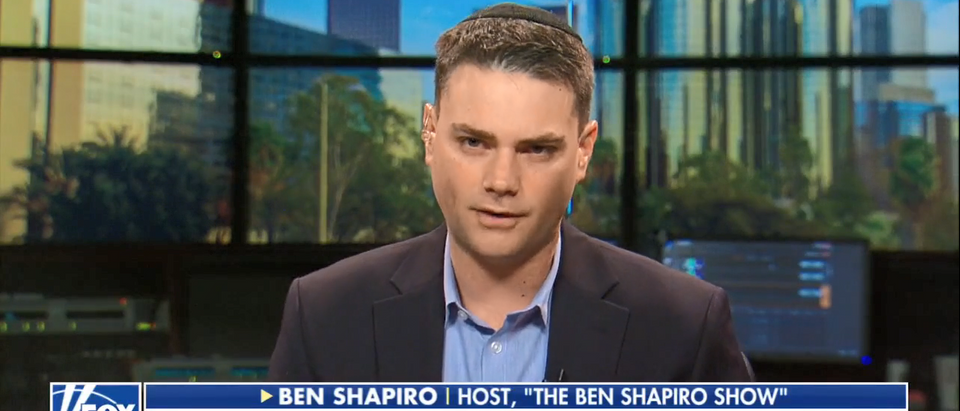 Ben Shapiro (Screenshot/Fox News)