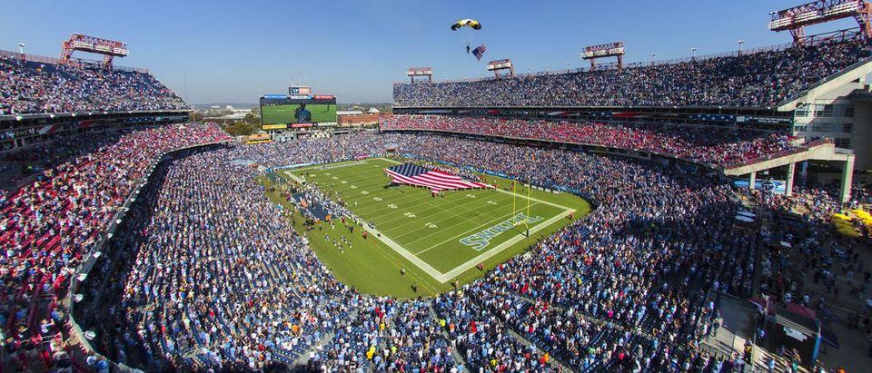 Tennessee Titans Stadium (Photo: Shutterstock)